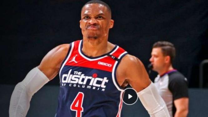Pemain Washington Wizards, Russell Westbrook.
