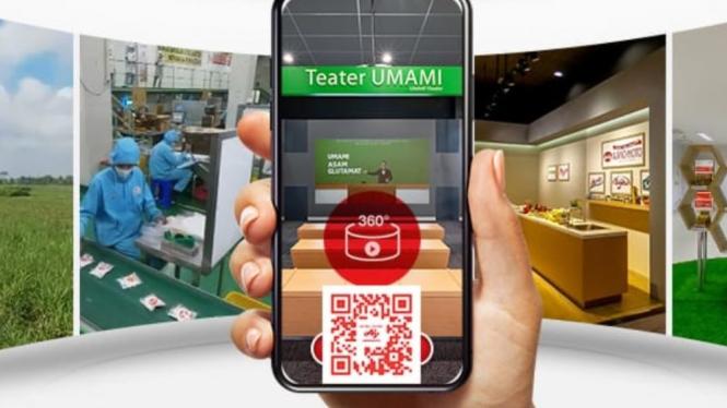 Virtual Tour Keliling Pabrik