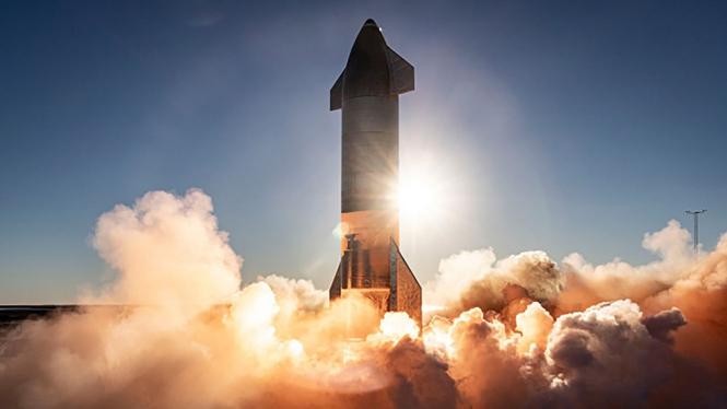 Roket SpaceX Starship