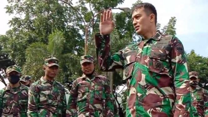 VIVA Militer: Kapten Inf Tatang Taryono