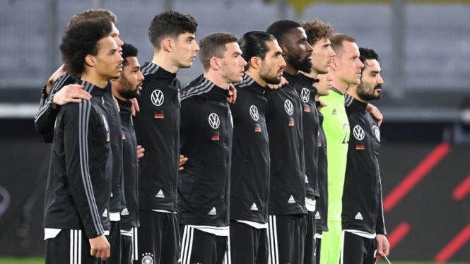 Skuad Timnas Jerman melawan Makedonia Utara