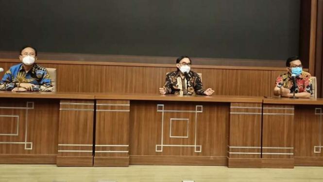 Rektorat Gunadarma menjelaskan soal status ZA, penyerang Mabes Polri.