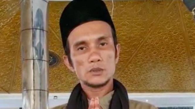Helmi Tanjung, pembuat video seruan pembebasan Habib Rizieq, meminta maaf.