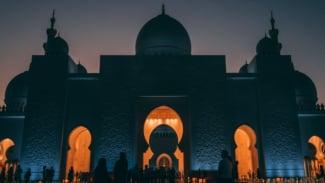 Ilustrasi ramadhan/masjid.