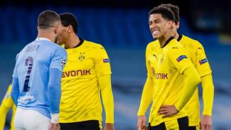 Pertandingan Manchester City vs Borussia Dortmund