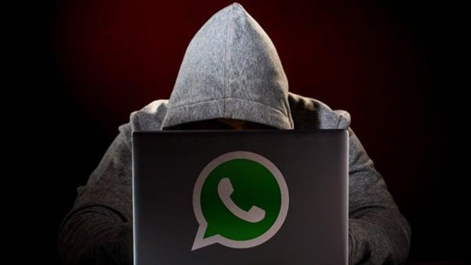 WhatsApp diretas hacker.
