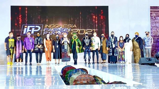 Indonesia Fashion Parade 2021