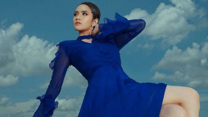 Miss Eco Indonesia 2020, Intan Wisni.