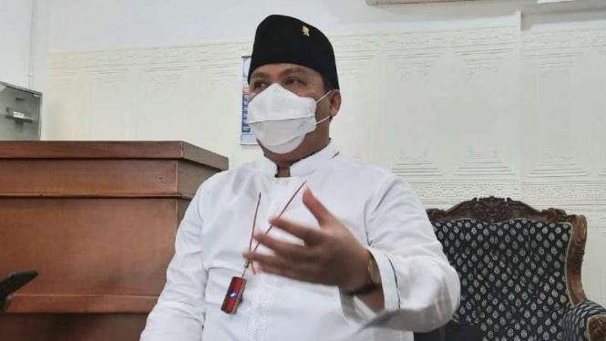 Wakil Ketua MPR dari Fraksi PDIP Ahmad Basarah.