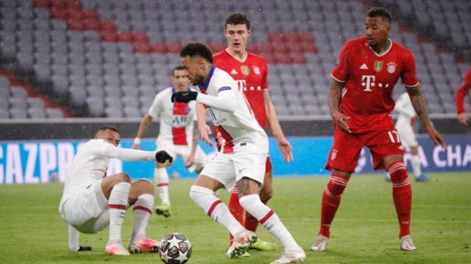 Jadwal Siaran Langsung Liga Champions, Laga Panas PSG Vs Bayern Munich