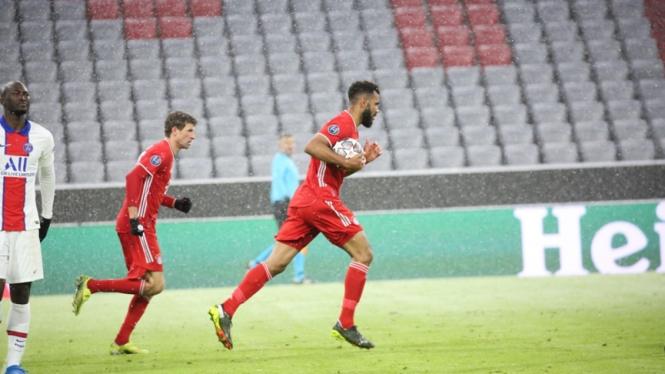 Pertandingan Bayern Munich vs Paris Saint-Germain