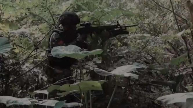 VIVA Militer: Prajurit Yonif Para Raider 501/Bajra Yudha