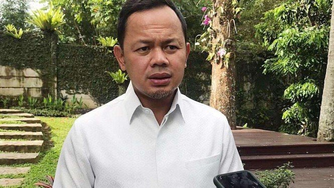 Wali Kota Bogor Bima Arya Sugiarto.