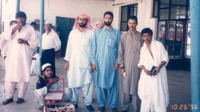 Tenaga kerja di Arab (dok Nur Terbit )