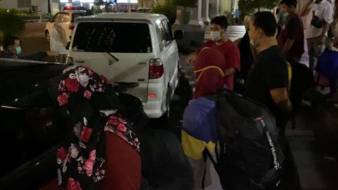 26 calon TKW ilegal diamankan dari sebuah apartemen di Kelapa Gading