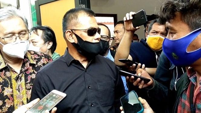 Mantan Panglima TNI Gatot Nurmantyo