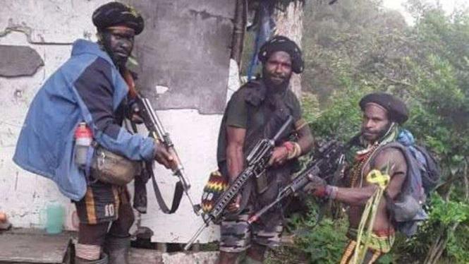 VIVA Militer: Anggota pemberontak Organisasi Papua Merdeka (OPM)