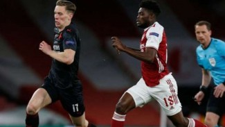 Duel Arsenal vs Slavia Praha.