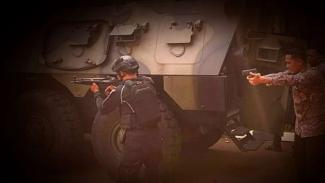 VIVA Militer: Pasukan Dronkavser Paspampres.