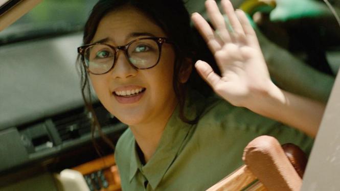 Jessica Mila dalam film Invalidite