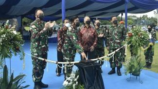 VIVA Militer: Panglima resmikan Monumen Marsda TNI Anumerta Abdulrahman Saleh