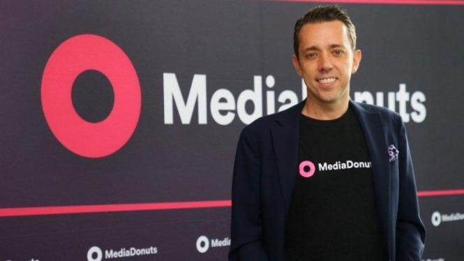 Managing Partner MediaDonuts, Pieter-Jan de Kroon