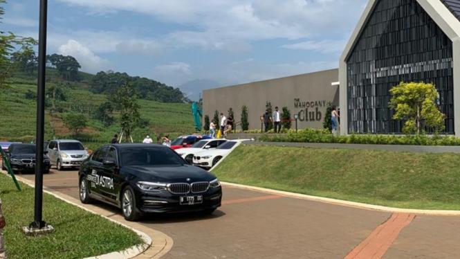 Acara BMW Astra di Bogor, Jawa Barat