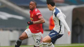 Pertandingan Tottenham Hotspur vs Manchester United