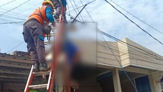 Petugas listrik tewas tersengat di tiang PJU di Bekasi
