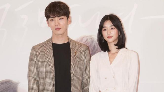 Kim Jung Hyun dan Seo Ye Ji.