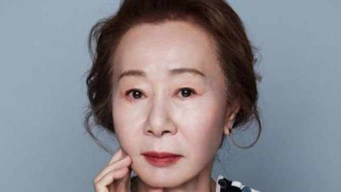 Youn Yuh Jung.
