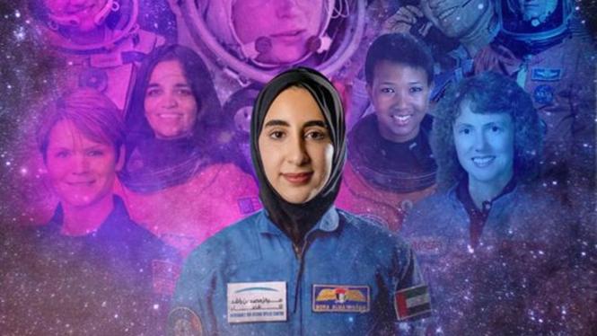 Nora al-Matrooshi.
