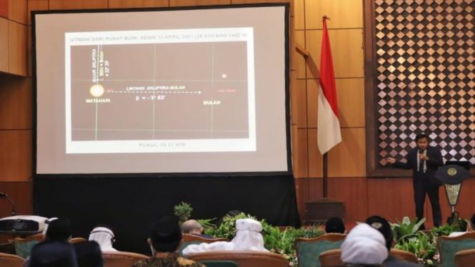Anggota Tim Unifikasi Kalender Hijriyah Kementerian Agama, Cecep Nurwendaya