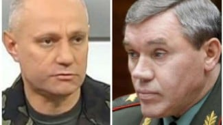 VIVA Militer: Jenderal Ruslan Khomchak dan Jenderal Valery Gerasimov
