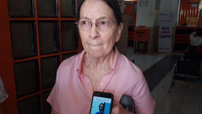 Ibu Christian Beasley, terpidana narkoba mengirim surat ke Jokowi