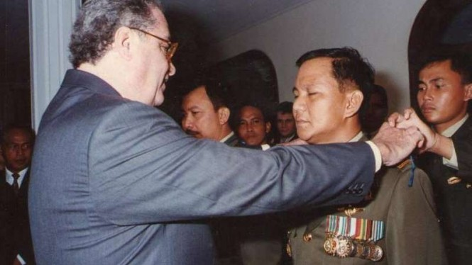 VIVA Militer: Letjen TNI (Purn.) H. Prabowo Subianto Djojohadikusumo