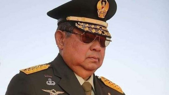 VIVA Militer: Jenderal TNI (HOR) (Purn.) Susilo Bambang Yudhoyono (SBY)