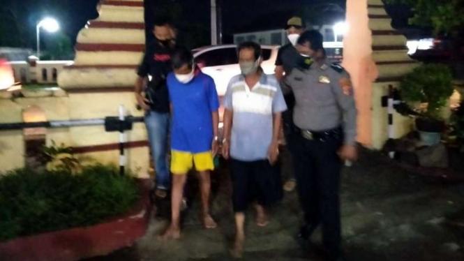 Pelaku pencurian sapi limosin di Serang Banten ditangkap polisi
