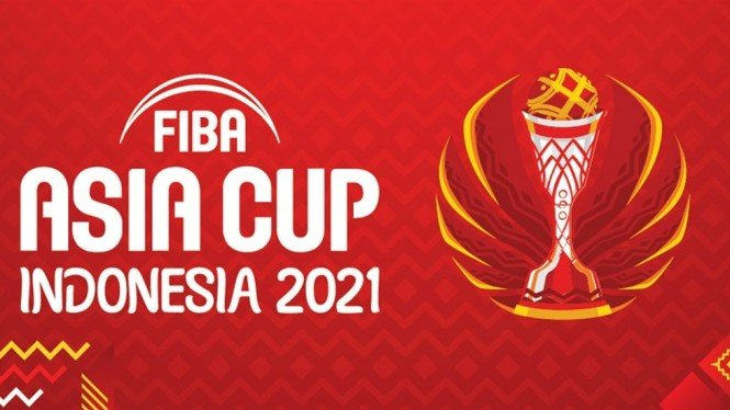 Logo FIBA Asia Cup 2021 Diluncurkan