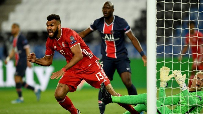 Bayern Munich vs Paris Saint-Germain (PSG)