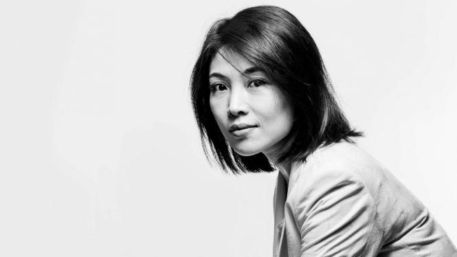 Kate Wang Miliarder muda asal China.