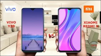 Vivo Y20 vs Xiaomi Redmi 9.