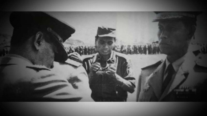 VIVA Militer: Jenderal TNI (Purn) Soeharto bersama M.Jasin