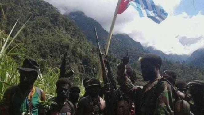 VIVA Militer: Anggota Organisasi Papua Merdeka (OPM)