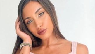 Model cantik asal Argentina, Antonella Belen Delmonte. (ilustrasi)