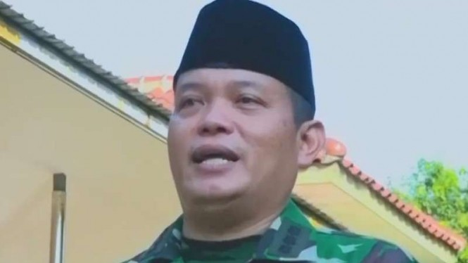 VIVA Militer: Kolonel Laut (KH) Harus Arrasyid