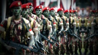 VIVA Militer: Pasukan elit Kopassus