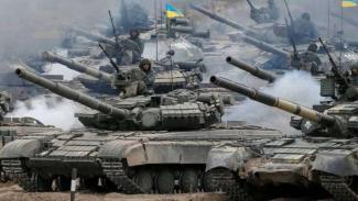 VIVA Militer: Armada tank Angkatan Darat Ukraina