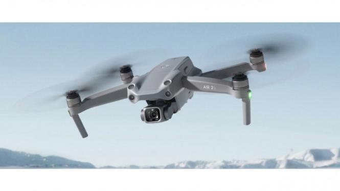 Drone DJI AIr 2S.