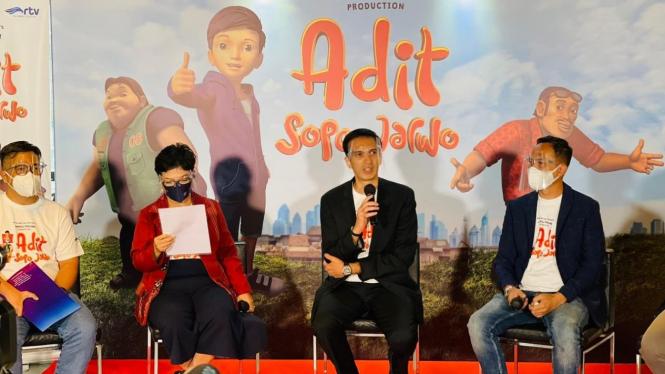 Animasi Adit Sopo Jarwo.